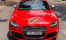 Cần bán gấp xe cũ Audi TT sản xuất năm 2009, màu đỏ, nhập khẩu
