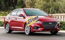 Bán ô tô Hyundai Accent 1.4 AT năm 2020, màu đỏ, gia cạnh tranh