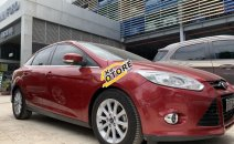 Bán Ford Focus Titanium đời 2015, màu đỏ, 475tr