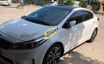 Cần bán lại xe Kia Cerato sản xuất năm 2018, màu trắng, nhập khẩu nguyên chiếc, 570 triệu
