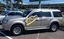 Cần bán xe Ford Everest 2010, màu bạc, 435 triệu