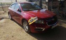 Cần bán xe Chevrolet Cruze MT năm sản xuất 2017, màu đỏ số sàn