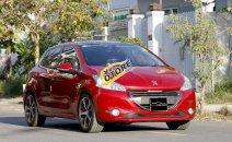 Bán Peugeot 208 đời 2013, màu đỏ, xe nhập