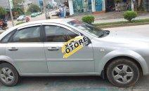 Bán xe Daewoo Lacetti sản xuất năm 2008, màu bạc