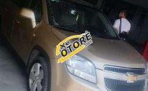 Cần bán xe Chevrolet Orlando đời 2012, màu vàng, nhập khẩu