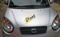Bán Kia Morning SLX sản xuất năm 2008, màu bạc, nhập khẩu nguyên chiếc xe gia đình, giá tốt