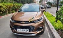 Cần bán gấp Chevrolet Trax sản xuất năm 2017, màu nâu, nhập khẩu nguyên chiếc