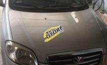 Cần bán xe Chevrolet Aveo đời 2009, màu bạc, giá tốt