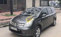 Cần bán xe Nissan Grand livina 2011, màu xám, xe nhập