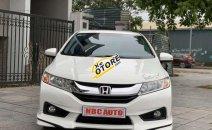 Bán Honda City CVT sản xuất 2016, màu trắng, giá 486tr