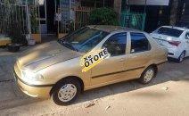 Cần bán xe Fiat Siena ELX 2002, màu vàng, giá 58tr