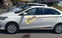 Cần bán xe Toyota Vios đời 2017, màu trắng