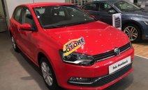 Bán xe Volkswagen Polo năm 2018, màu đỏ, nhập khẩu, giá 695tr