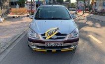 Cần bán lại xe Hyundai Click năm 2008, màu bạc, xe nhập, 200tr
