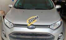 Bán ô tô Ford EcoSport Titanium đời 2015, màu bạc, giá chỉ 419 triệu