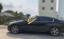 Cần bán lại xe Lexus GS 300 năm 2007, màu đen