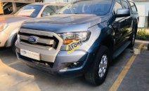 Bán xe Ford Ranger XLS năm sản xuất 2016, màu xám, số sàn
