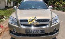 Cần bán lại xe Chevrolet Captiva LT 2006 như mới, 220 triệu