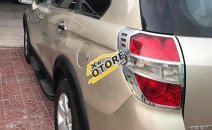 Xe Chevrolet Captiva sản xuất năm 2008, màu vàng cát chính chủ giá cạnh tranh