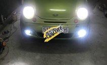 Bán Daewoo Matiz SE đời 2008, màu xanh lục, giá chỉ 80 triệu