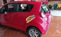 Bán ô tô Chevrolet Spark LT 2014, màu hồng, xe gia đình, giá tốt
