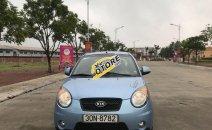 Bán ô tô Kia Morning sản xuất 2008, màu xanh lam, nhập khẩu, 208tr
