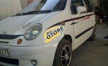 Cần bán gấp Daewoo Matiz đời 2004, màu trắng, 48tr