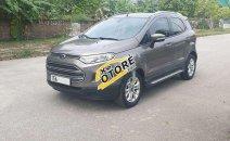 Cần bán gấp Ford EcoSport Titanium 2014, màu nâu, nhập khẩu nguyên chiếc như mới