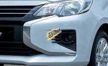Bán Mitsubishi Attrage sản xuất 2020, màu trắng, xe nhập, giá tốt