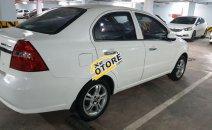 Cần bán xe Chevrolet Aveo đời 2014, màu trắng