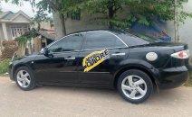 Cần bán Mazda 6 năm sản xuất 2003, màu đen