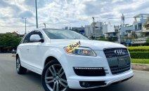 Bán Audi Q7 đời 2008, màu trắng, nhập khẩu, bao test hãng, xe còn mới, full tiện nghi