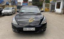 Cần bán nhanh chiếc Nissan Teana đời 2010, màu đen, nhập khẩu, giá thấp