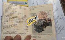 Cần bán xe cũ Mazda 323 2000, màu đen, xe nhập
