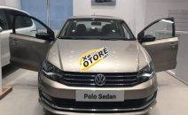 Bán Volkswagen Polo sản xuất năm 2018, màu vàng, xe nhập