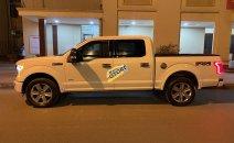 Cần bán nhanh giá thấp chiếc Ford F150 sản xuất năm 2015, màu trắng, nhập khẩu