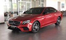 Bán Mercedes-Benz E300 2020 cũ, màu đỏ duy nhất chính hãng