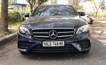 Mercedes-Benz E300 cũ 2020 AMG, màu xanh đen duy nhất chính hãng