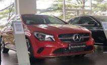 Bán Mercedes CLA200 2019, màu đỏ, nhập khẩu chính hãng, 50 km