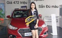 Cần bán Hyundai Accent MT đời 2020, màu đỏ, nhập khẩu nguyên chiếc