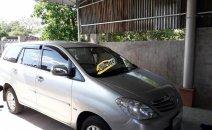 Gia đình cần bán chiếc Toyota Innova 8 chỗ năm 2010, màu bạc
