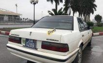 Cần bán xe Nissan Bluebird đời 1996, màu trắng, xe biển xanh