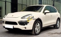 Xe Porsche Cayenne S 2010, màu trắng, nhập khẩu