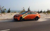 Cần bán lại xe Chevrolet Cruze LS 1.6 MT năm sản xuất 2015, màu đỏ số sàn, giá tốt