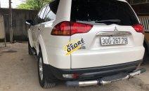 Cần bán xe Mitsubishi Pajero Sport 2.5 AT năm 2014, màu trắng còn mới