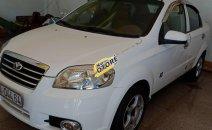Bán Daewoo Gentra SX 1.5 MT đời 2010, màu trắng