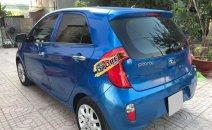 Bán xe Kia Picanto 1.25 AT đời 2013, màu xanh lam số tự động, 279tr