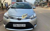 Bán Toyota Vios 1.5E CVT năm sản xuất 2016, màu bạc số tự động