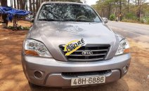 Cần bán lại xe Kia Sorento năm 2007, nhập khẩu nguyên chiếc số tự động, giá 350tr
