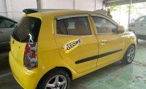 Bán xe Kia Morning 2009, màu vàng, số sàn